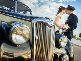 La boda de Flavia y Raul