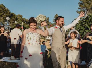 La boda de Emma y Jordi