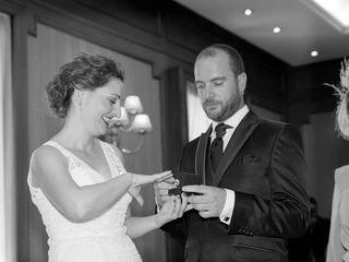 La boda de Paula y Pedro Manuel
