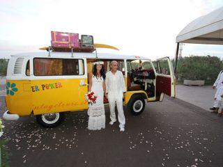 La boda de Oscar y Laura