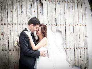 La boda de Janire y Roberto