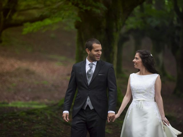 La boda de Jonatan y Itxaso en Bakio, Vizcaya 60