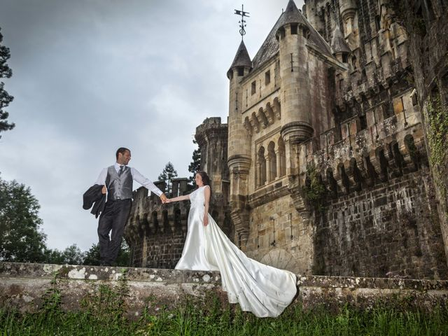 La boda de Jonatan y Itxaso en Bakio, Vizcaya 73