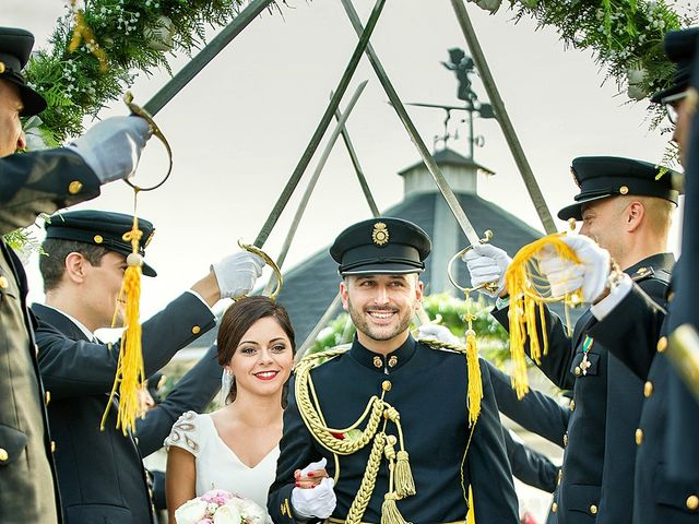 La boda de Raul y Flavia en Guadalajara, Guadalajara 1