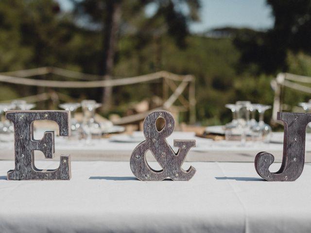 La boda de Jordi y Emma en Olivella, Barcelona 38