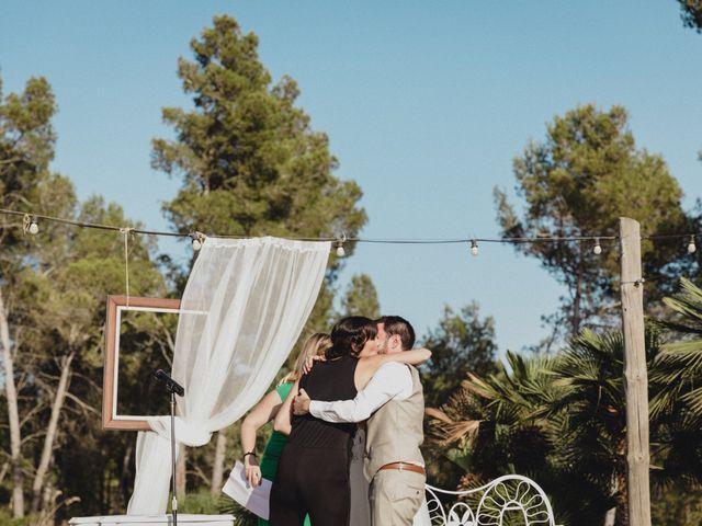 La boda de Jordi y Emma en Olivella, Barcelona 79