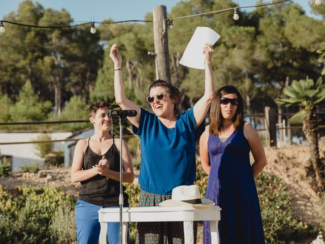La boda de Jordi y Emma en Olivella, Barcelona 82