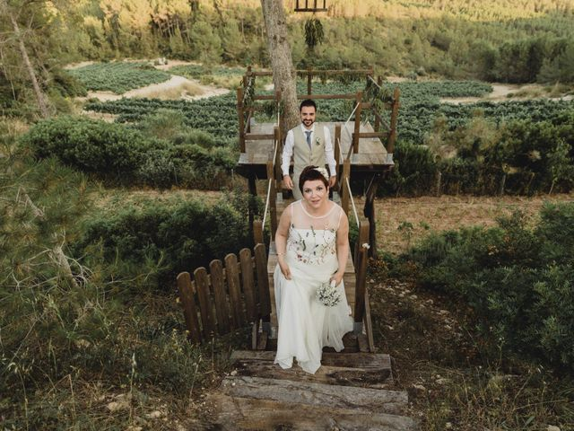 La boda de Jordi y Emma en Olivella, Barcelona 1