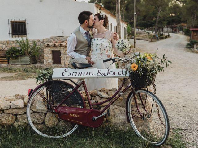 La boda de Jordi y Emma en Olivella, Barcelona 106