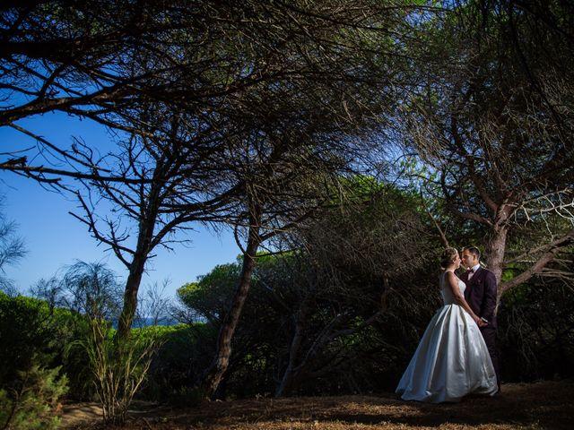 La boda de Enrique y Raquel en Algeciras, Cádiz 32