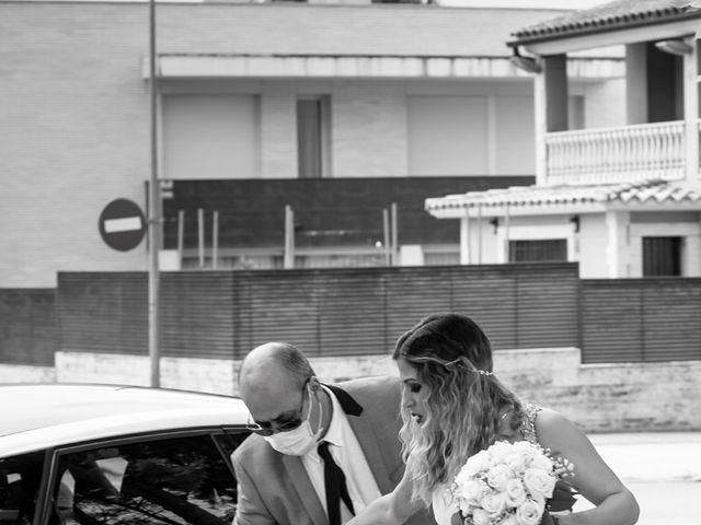 La boda de David y Nasera en Sabadell, Barcelona 14
