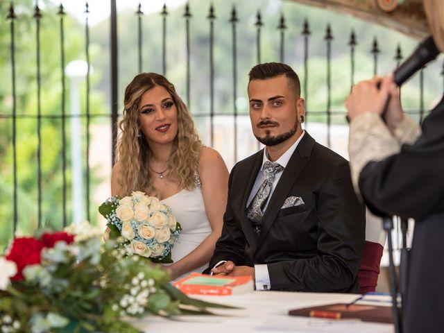 La boda de David y Nasera en Sabadell, Barcelona 18