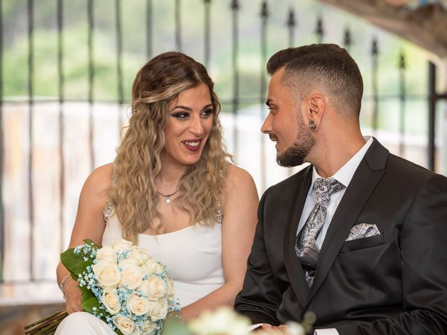 La boda de David y Nasera en Sabadell, Barcelona 19