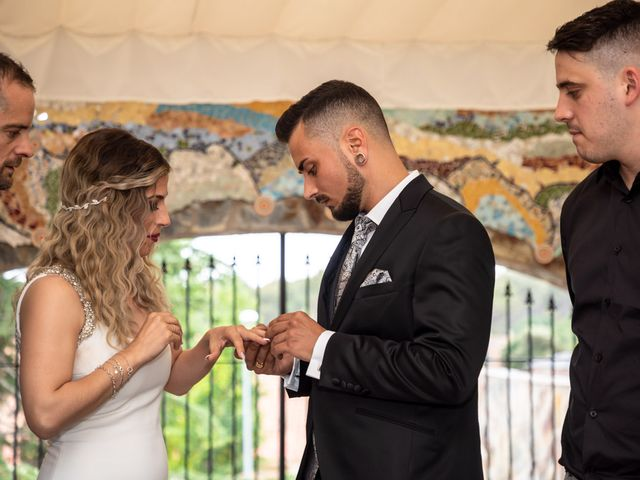 La boda de David y Nasera en Sabadell, Barcelona 22