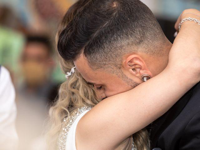 La boda de David y Nasera en Sabadell, Barcelona 24