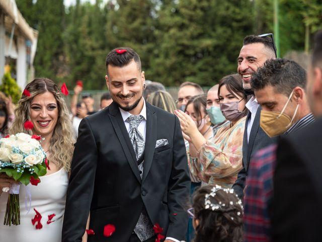 La boda de David y Nasera en Sabadell, Barcelona 25