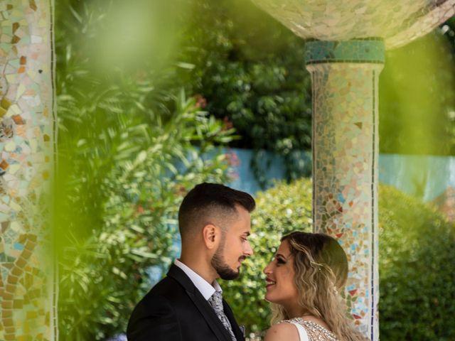 La boda de David y Nasera en Sabadell, Barcelona 30