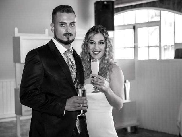 La boda de David y Nasera en Sabadell, Barcelona 35