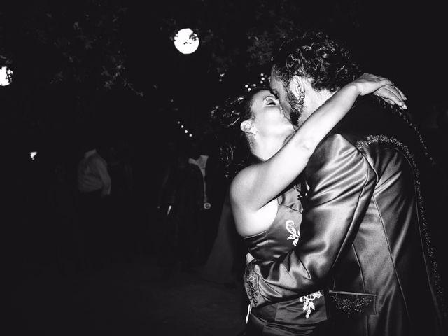 La boda de Nayra y Raul
