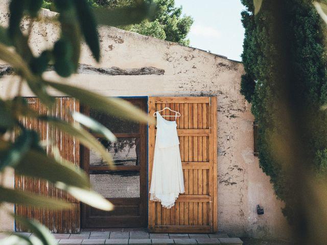 La boda de Oscar y Marta en Banyeres Del Penedes, Tarragona 5