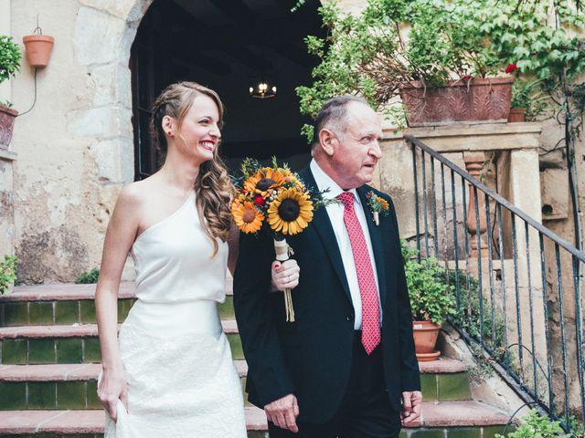 La boda de Oscar y Marta en Banyeres Del Penedes, Tarragona 9