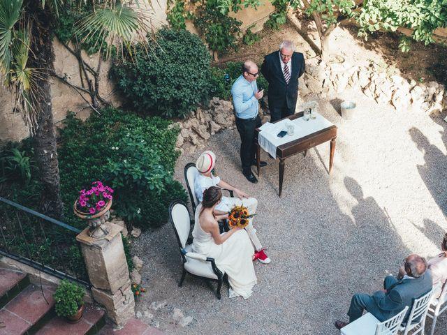 La boda de Oscar y Marta en Banyeres Del Penedes, Tarragona 10