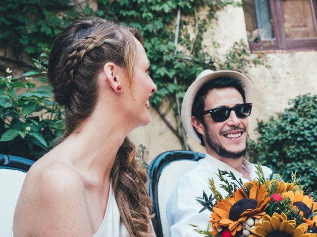 La boda de Oscar y Marta en Banyeres Del Penedes, Tarragona 11