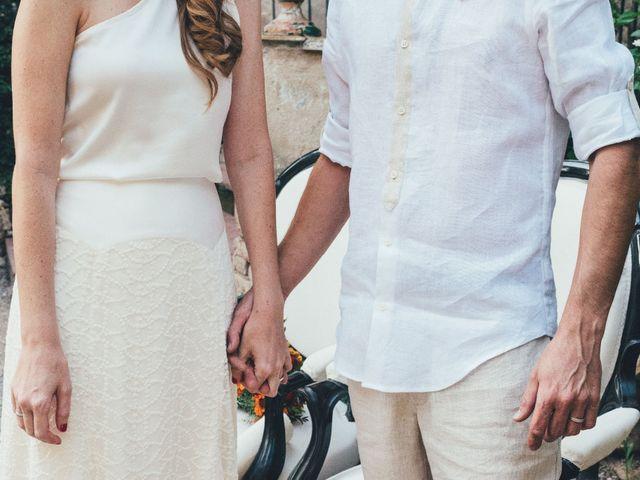 La boda de Oscar y Marta en Banyeres Del Penedes, Tarragona 13