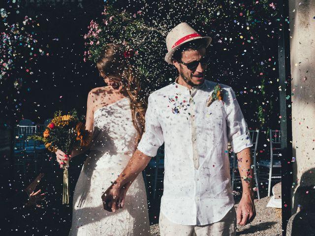 La boda de Oscar y Marta en Banyeres Del Penedes, Tarragona 15