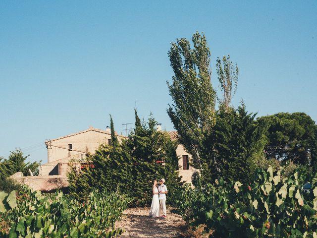 La boda de Oscar y Marta en Banyeres Del Penedes, Tarragona 19