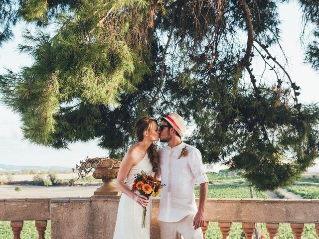 La boda de Oscar y Marta en Banyeres Del Penedes, Tarragona 21