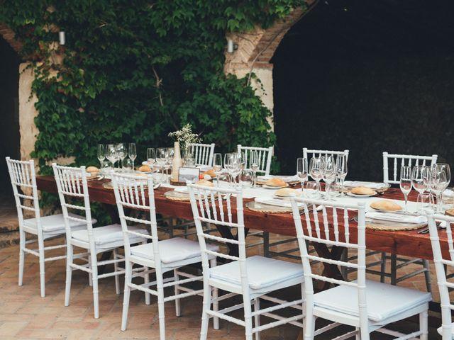La boda de Oscar y Marta en Banyeres Del Penedes, Tarragona 29