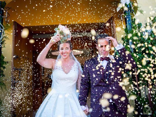La boda de Raquel y Enrique