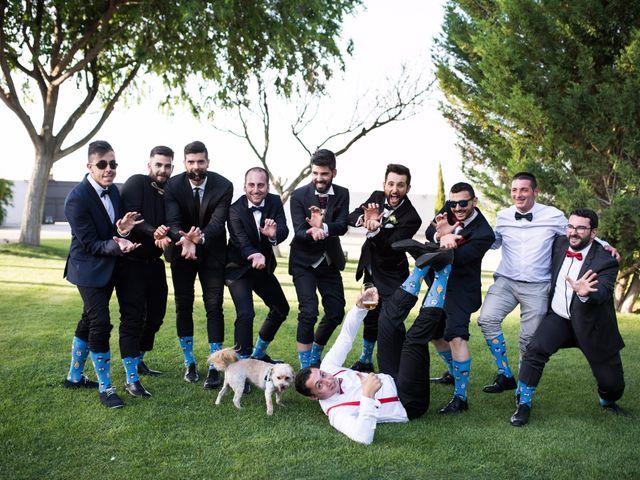 La boda de Fer y Luis en Aranjuez, Madrid 7