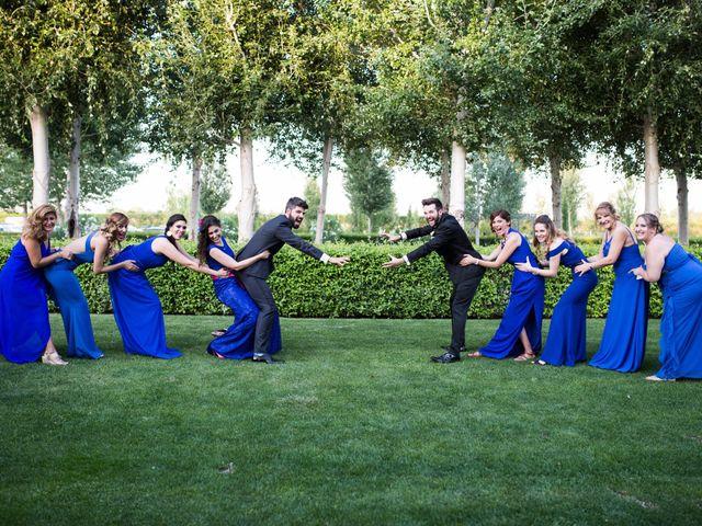 La boda de Fer y Luis en Aranjuez, Madrid 9