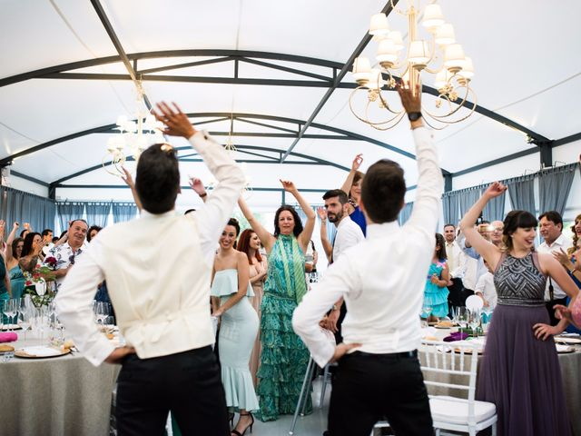 La boda de Fer y Luis en Aranjuez, Madrid 10