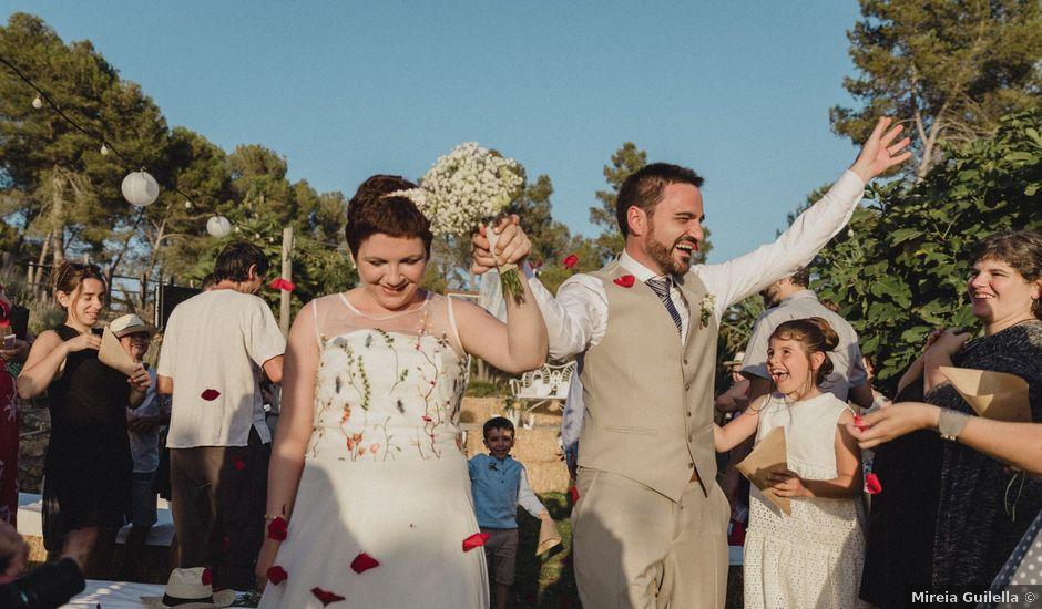 La boda de Jordi y Emma en Olivella, Barcelona