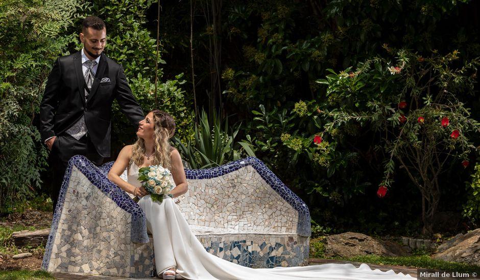La boda de David y Nasera en Sabadell, Barcelona