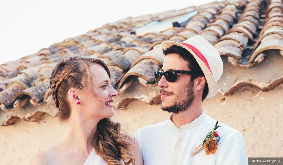 La boda de Oscar y Marta en Banyeres Del Penedes, Tarragona