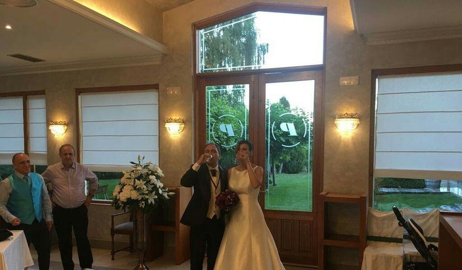 La boda de Antonio y Bea en Quintana De Valdivielso, Burgos