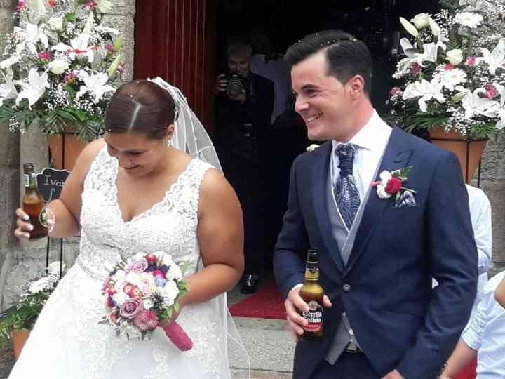 La boda de Lorena y Iván