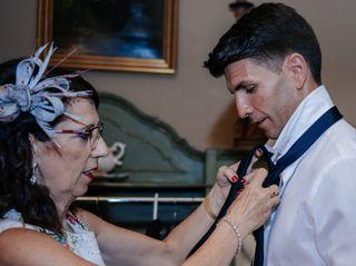 La boda de Adrian y Laura 1