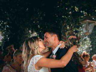 La boda de Adrian y Laura