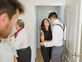 La boda de Carolina y Adrian 2