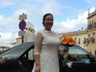 La boda de Amparo y Javier 1