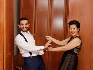 La boda de Juan Carlos y Elena 1
