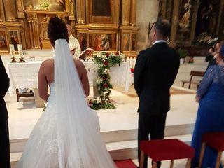 La boda de Amy y Will 2