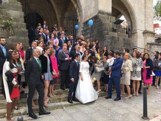 La boda de Andrea y Félix