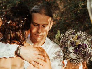 La boda de Ana y Davide