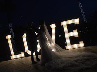 La boda de Alejandro y Vanessa